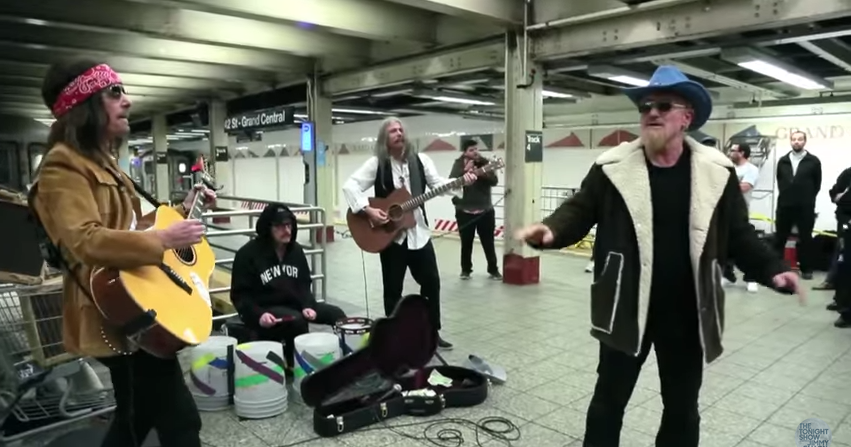 new york history geschichte new york subway musicians. Black Bedroom Furniture Sets. Home Design Ideas