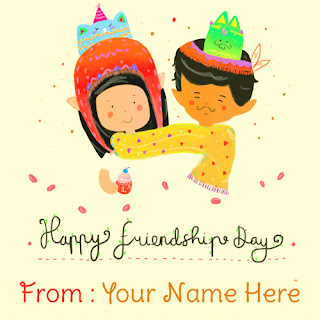Friendship Day Special Image With Quotation