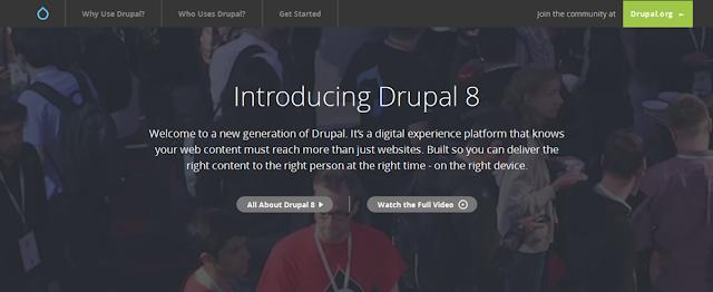 Choosing The Best Drupal 8.0.4 Hosting in 2016