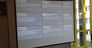 Web2-Unterricht: Backchannels mit TodaysMeet