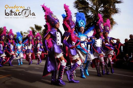 carnaval Cataluña
