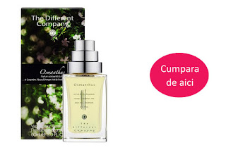 Parfum femei Osmanthus 50 ml, The Different Company REDUCERE