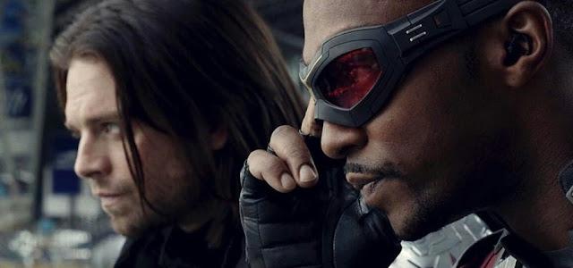 'Falcão e O Soldado Invernal' deve retomar suas filmagens em setembro