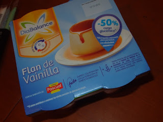 Calidad Pascual Flan de Vainilla Diabalance