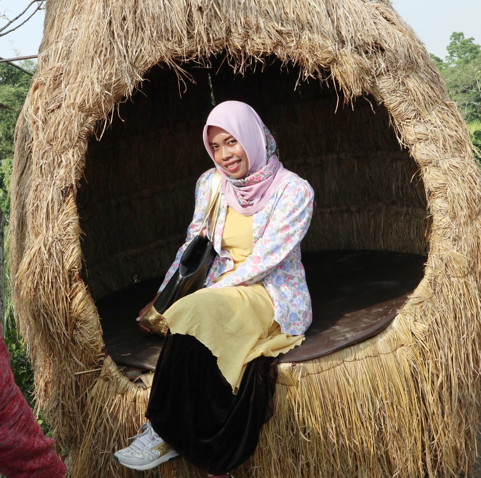 Foto Sun Flower Garden Simalingkar Medan