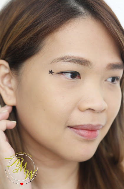 a photo of Tony Moly Dual Stamp Liner Chic Star on Askmewhats