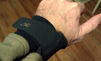 Browning Hell's Canyon jacket wrist