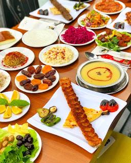kanatçı bahadır talas kayseri ramazan iftar menüleri kayseri iftar mekanları