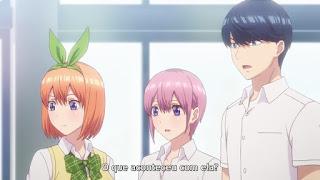 Assistir Gotoubun no Hanayom - Episódio 02 Online