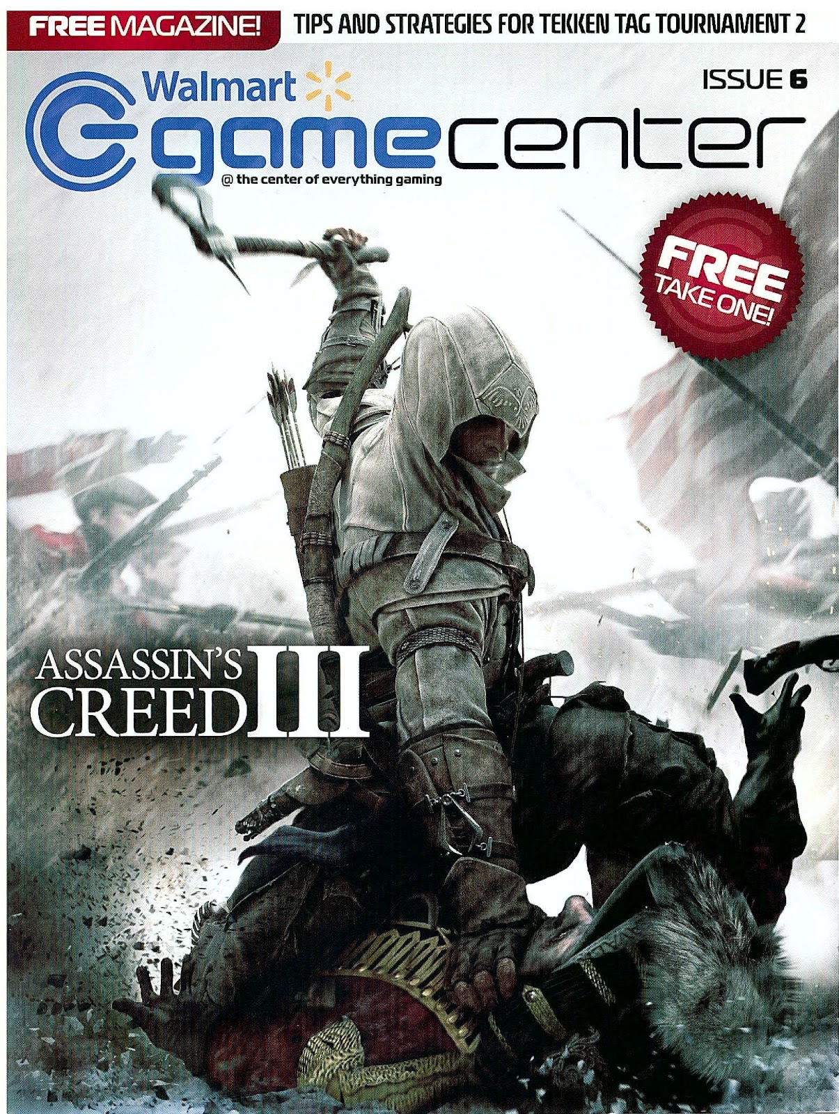 New Issue of GameCenter Magazine - Grab it Free @ Your Local
