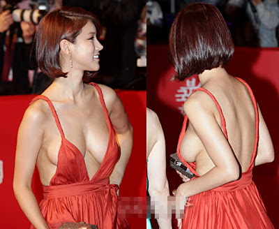 Oh In Hye Red Carpet