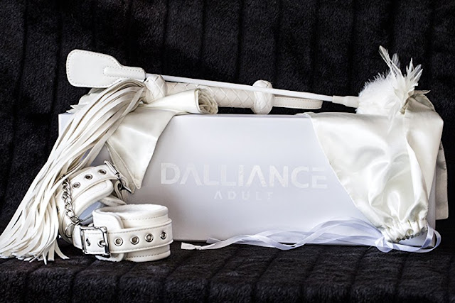 Dalliance Adult Classy Bondage Kit for Beginners