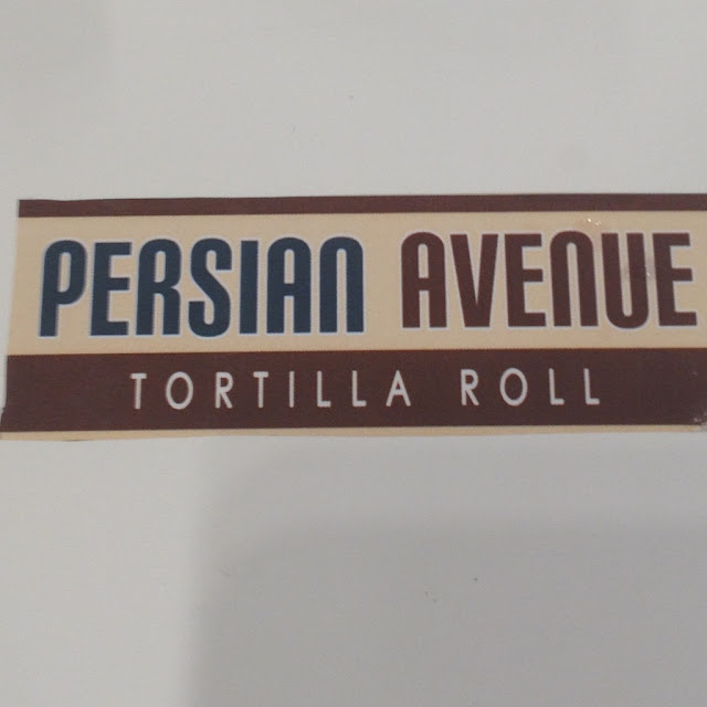 Persian Avenue Tortilla Rolls