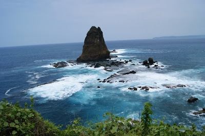 Papuma Beach, Elegant Tourism Spot In Jember, elegant places, beach, east java vacation, family vacation, happy place