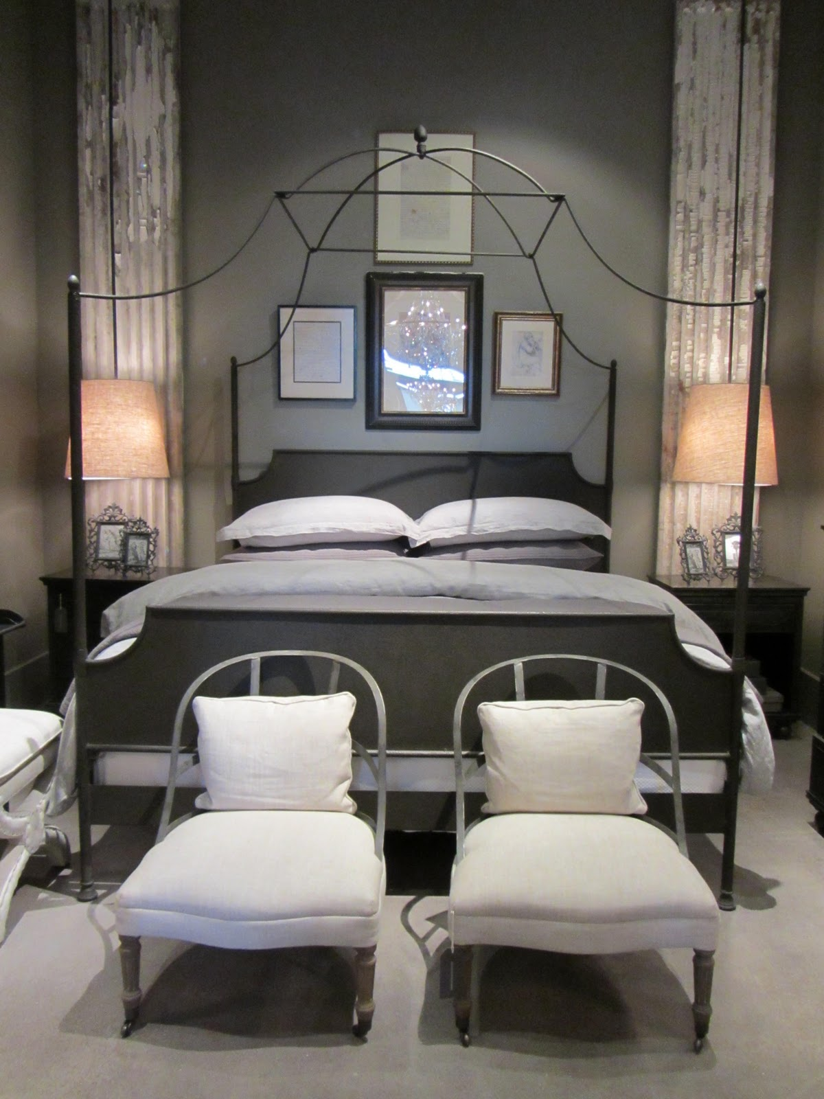 Restoration Hardware Knock Off: Moments Of Delight...Anne Reeves: City Series, Houston