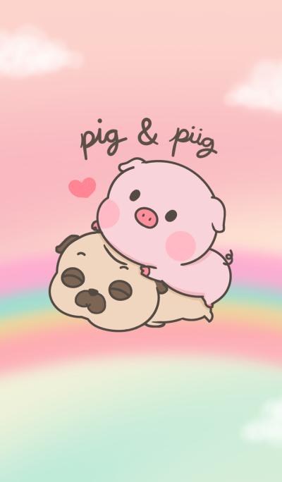 pig&pug