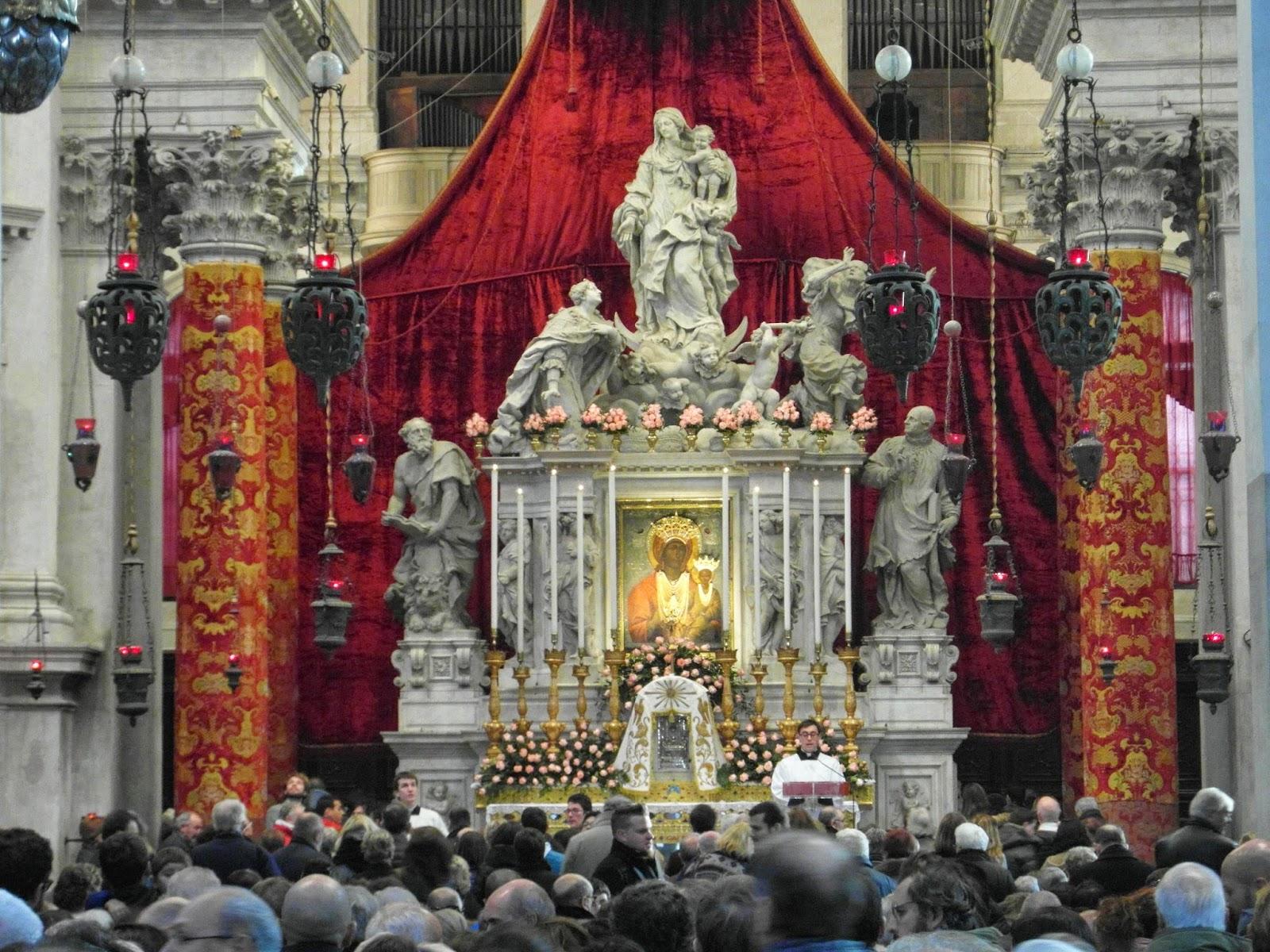 Santa Maria della Salute, Festa della Salute 2014, Venice