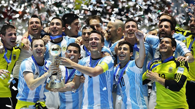 Mundial de Futsal 2016 - Resumo Final Argentina campeã