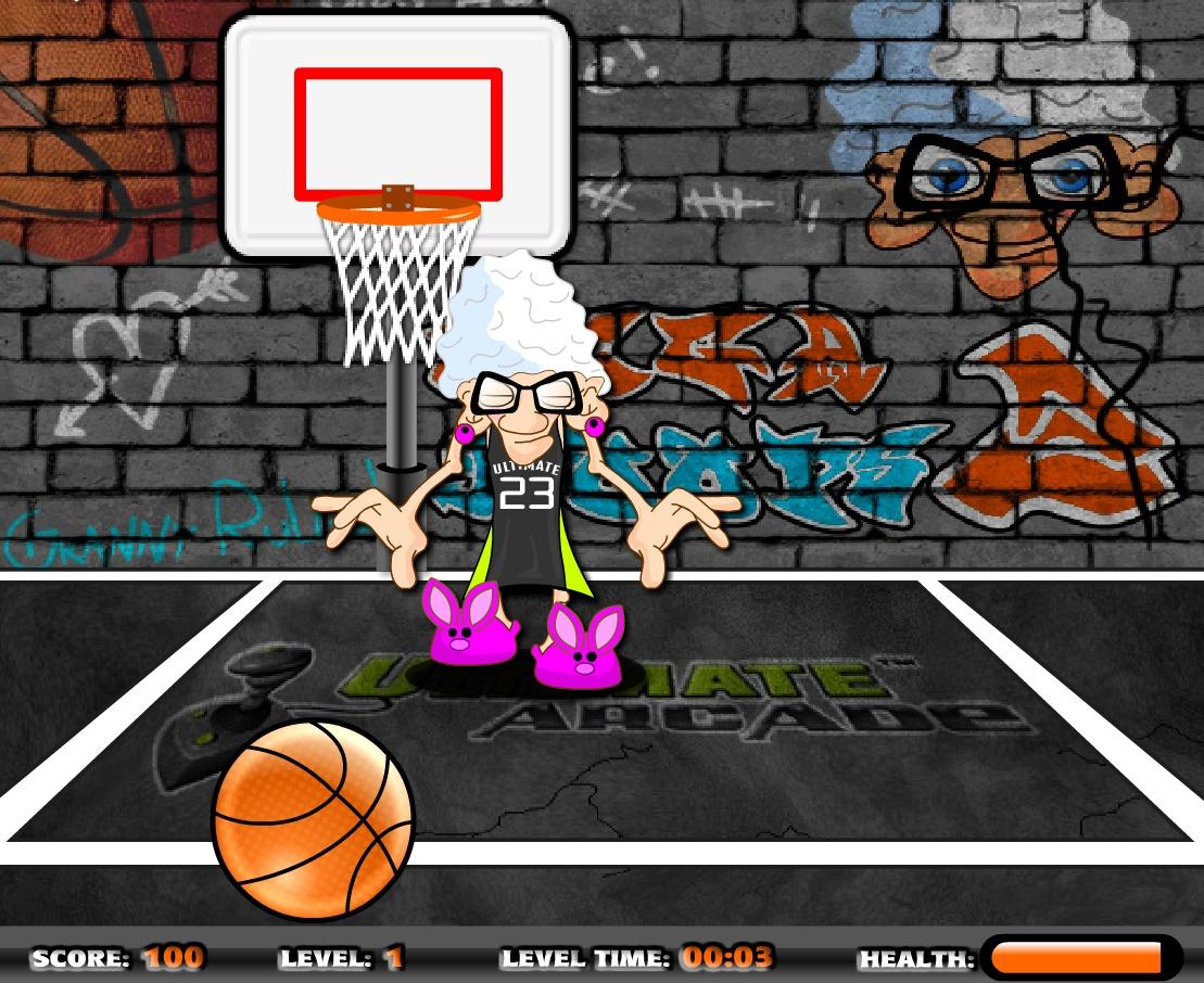 Ultimate Mega Hoops Play Free Online Facebook Game