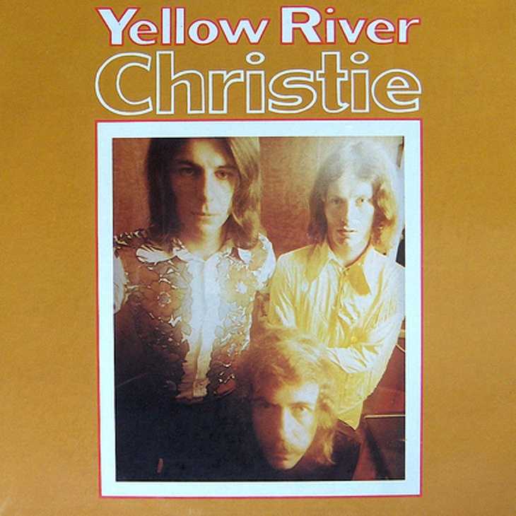 Yellow river. Christie
