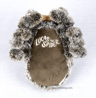 Lucas the Spider Talking Plush
