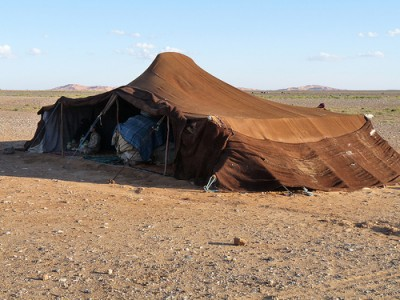 Where are the Woodruffs: Glamping in Petra....