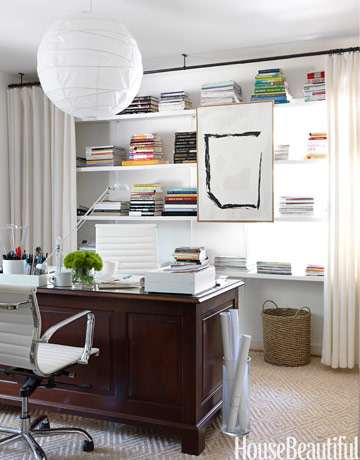 Fresh home office inspiration