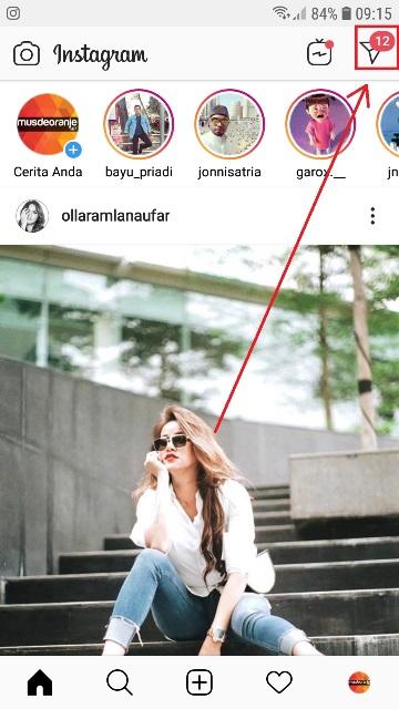 Cara Menghapus Pesan Di Instagram Sebagian Dan Sekaligus