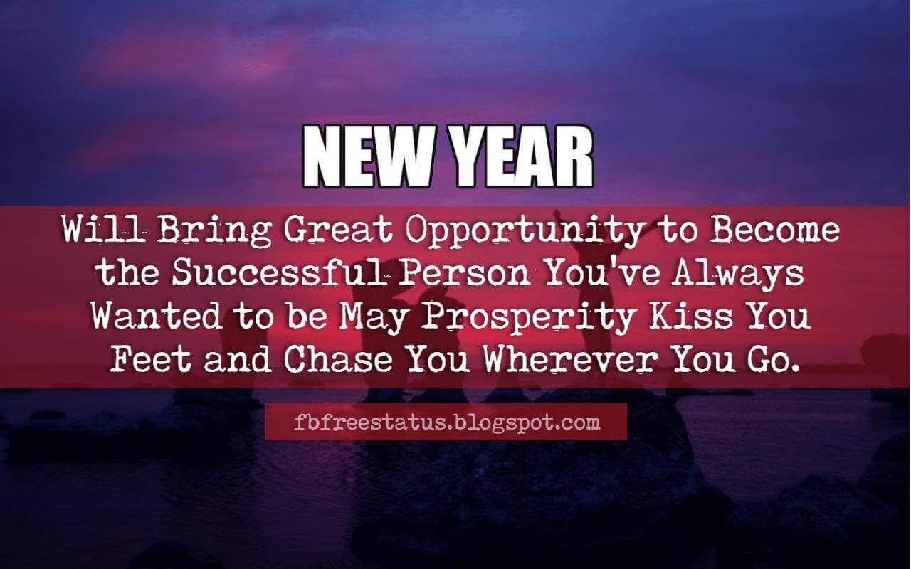 New Year Inspirational Messages, Wishes, and Inspirational ...