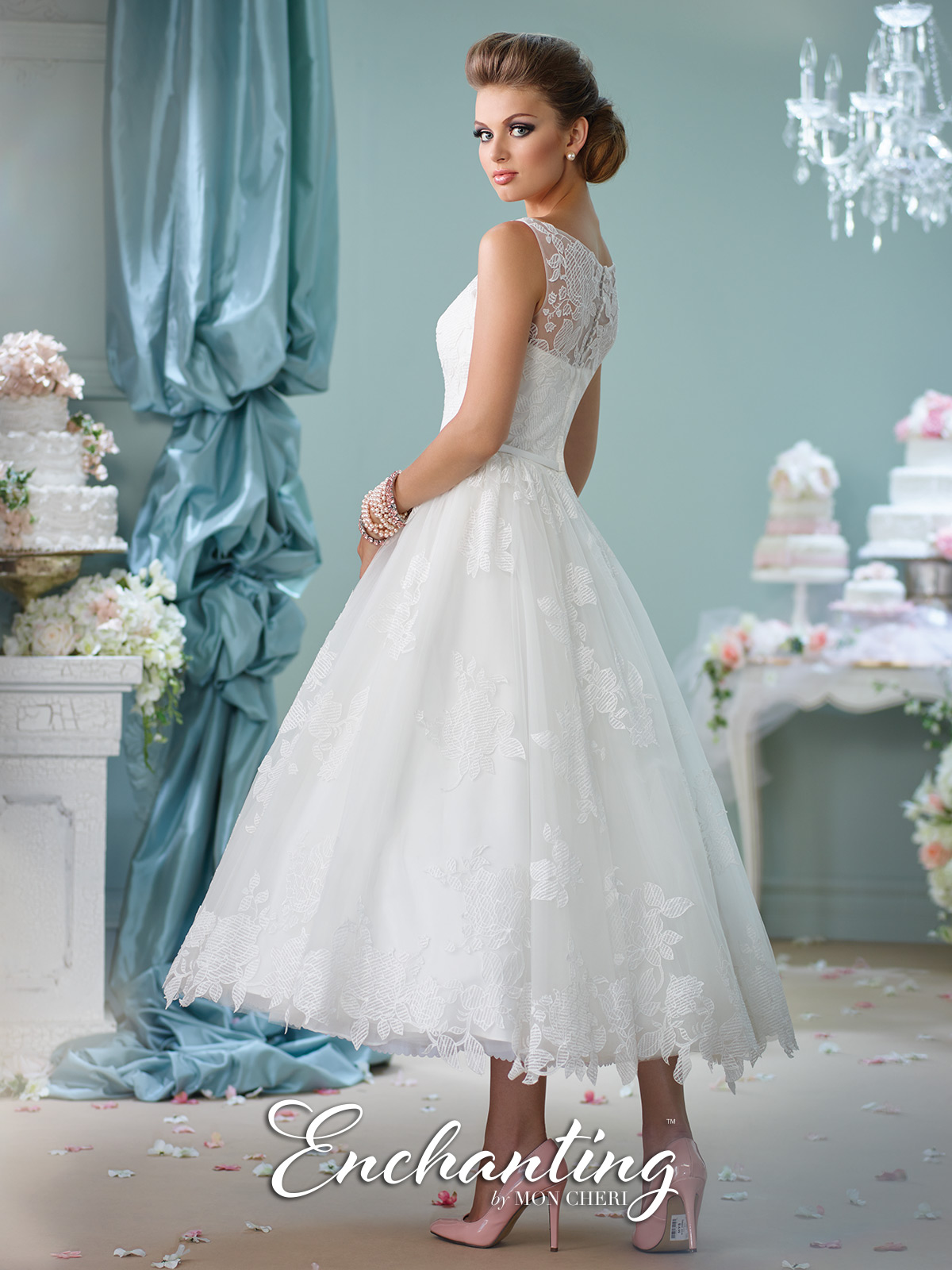 Inspirational Wedding Dresses with Short Front and Long Back – Wedding
