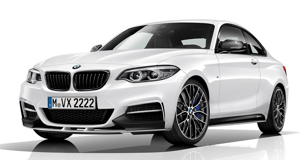 new bmw m240i m performance edition boasts 335 hp and m performance parts. Black Bedroom Furniture Sets. Home Design Ideas