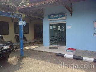 loket Bank BRI untuk pembayaran STNK dan TNKB