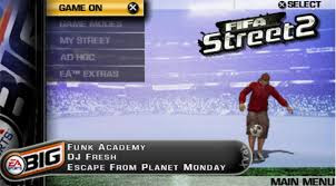 FIFA Street 2 PSP ISO For Android | PPSSPP Emulator