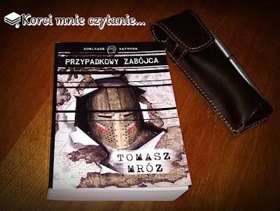 """Tomasz Mróz """"Przypadkowy zabójca"""""""