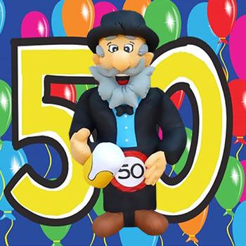 Populair 100 Mooie Abraham Spreuken (Leuke Abraham Teksten 50 jaar Man) #QQ35