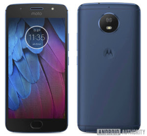 First Look at Moto G5S Smartphone