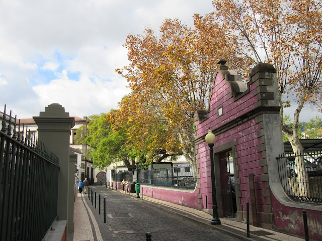 Rua do Castanheiro