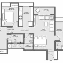 Godrej Emerald Floor Plan
