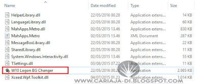 Cara Mengubah Background Login Screen di Windows 10