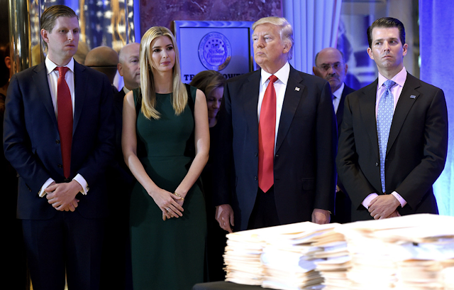 Trump team sues Deutsche Bank and Capital One to keep them from turning over financial records to Congress
