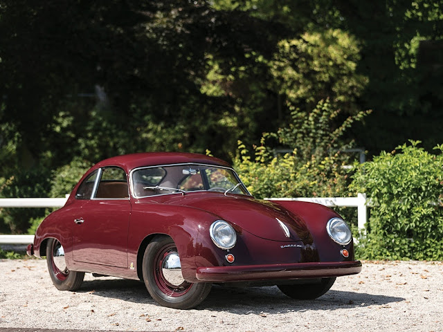 1953 Porsche 356 Coupé - #Porsche #Coupé #classiccar