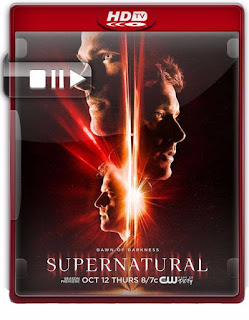 Supernatural 12ª Temporada Completa Torrent – BluRay Rip 720p Dual Áudio (2016)
