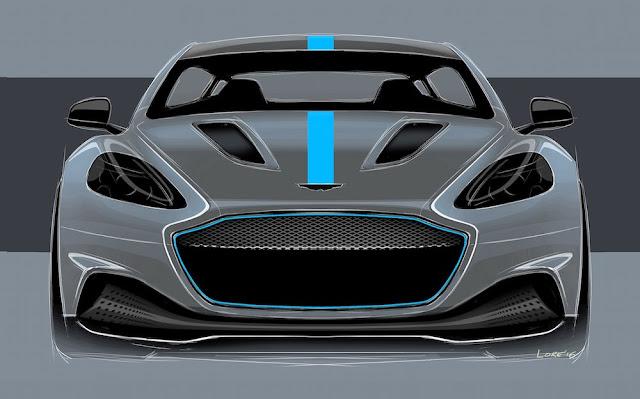 アストンマーティン、ブランド初の電気自動車「ラピードE」を限定生産へ!