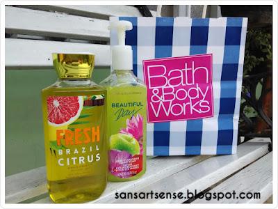 Review bath & body works