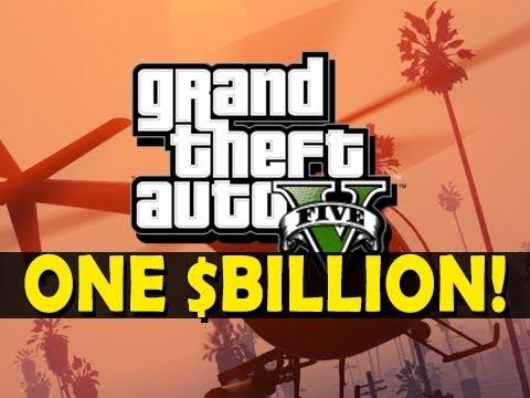 Rockstar Berhasil Meraup Keuntungan USD 1 Milyar