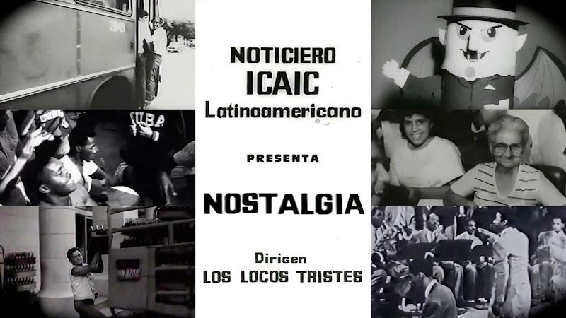Los Locos Tristes - ¨Nostalgia¨ - Videoclip - Dirección: Los Locos Tristes. Portal del Vídeo Clip Cubano