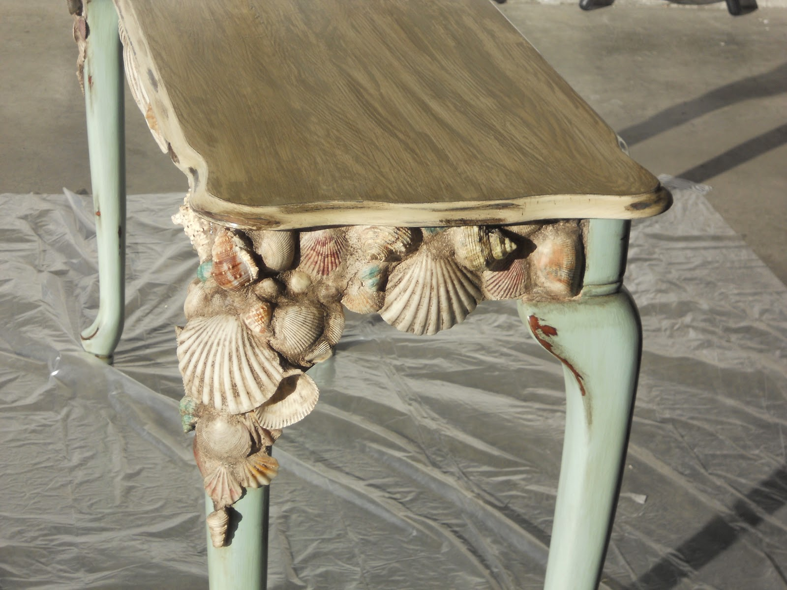 Fun With Nancy Beach Inspired Table