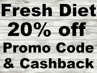 Fresh Diet Promo Code February, March, April, May, June, July 2021