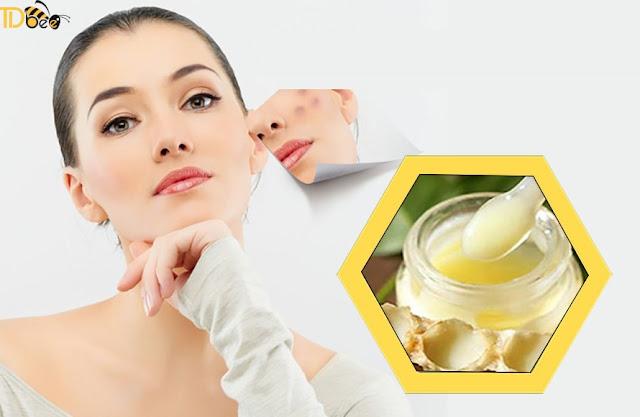 Cách Sử Dụng Sữa Ong Chúa Trị Mụn Và Thâm Mụn Tại Nhà