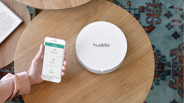 Huddle: Stable WLAN with multiroom stations